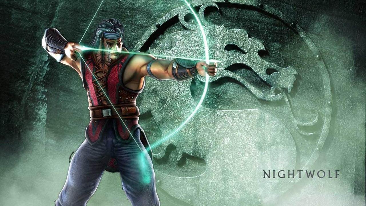 Ночной Волк в Mortal Combat 11