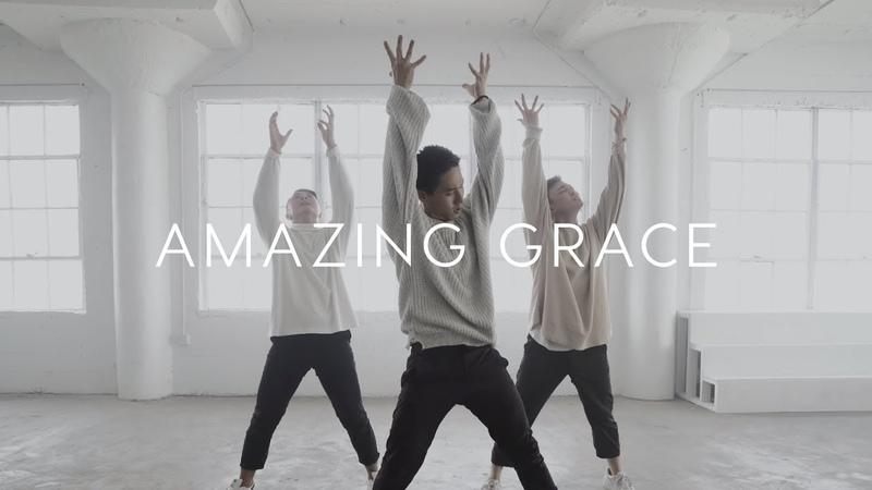 Amazing Grace - Alex Boye   Eddie Moon