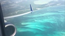Delta Airlines Boeing 737-900er BEAUTIFUL TAKEOFF from Cancun Inflight Service