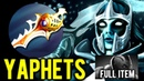 Even 7-Slotted Antimage Can't Stop Him! YaphetS Phantom Assassin Divine Rapier