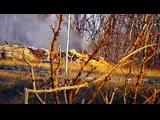 Украинские террористы обстреляли блиндажи ополченцев ДНР