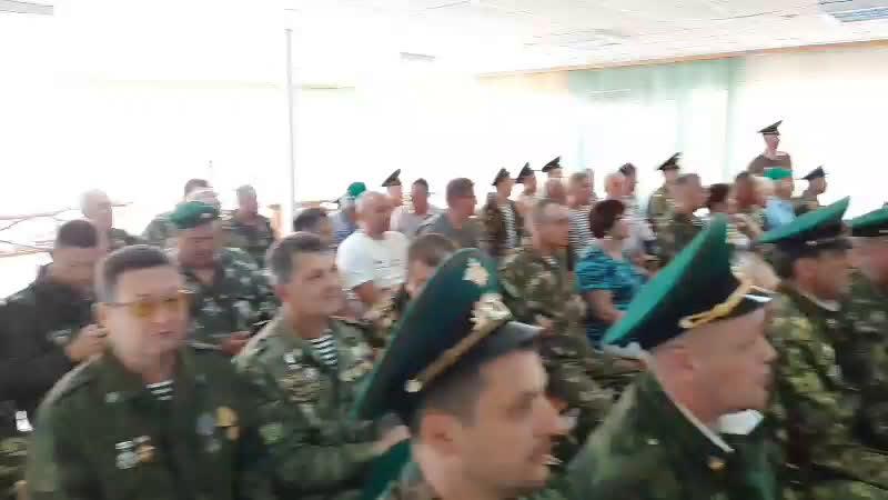 Live: Пограничники г.о.Тольятти ДОВ ПВ «БОЕВОЙ РАСЧЁТ»