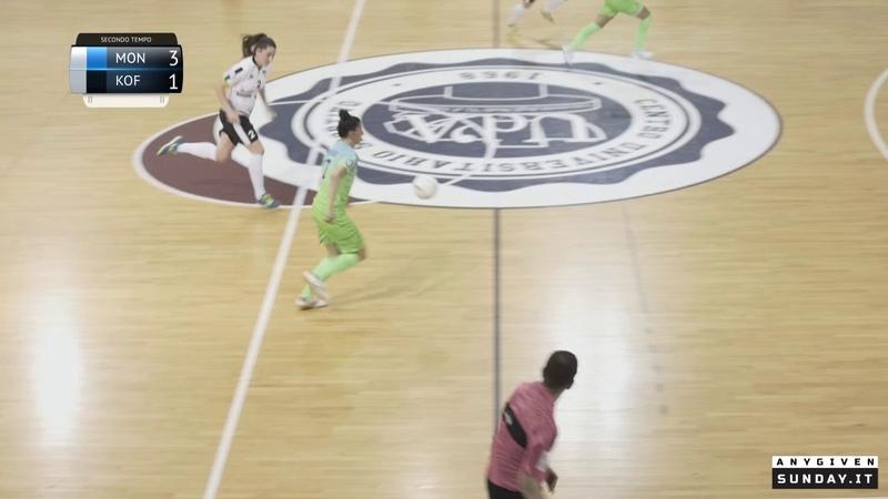 Montesilvano - Kick Off | Semifinale Scudetto Serie A femminile 2018/2019, gara-2
