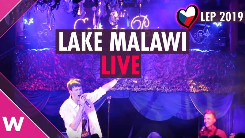Lake Malawi Friend of a Friend (Czech Republic 2019) LIVE @ London Eurovision Party 2019