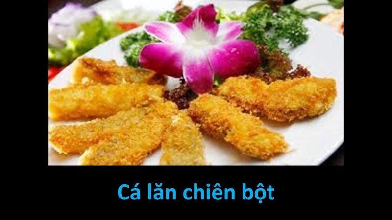 Fried Fish Paste - This delicious way to the restaurant also has to lose Cá Tẩm Bột Chiên - Ngon thế này thì đến nhà hàng cũng phải thua