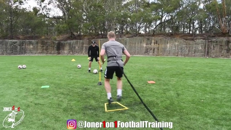 FULL PRO FOOTBALL SESSION _ England League 2 _ Jim Oates _ Joner 1on1