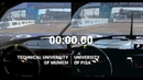Compare lap times of two AI driven race cars
