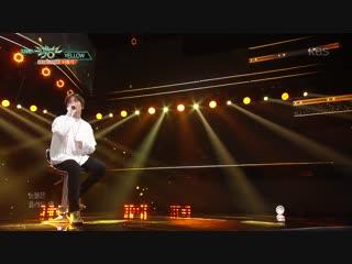 Lee Hong Ki - Yellow @ Music Bank 181019