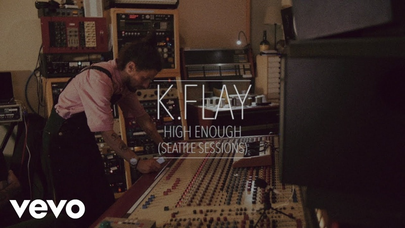 K.Flay - High Enough (Seattle Sessions)