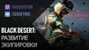 Black Desert: Плановое развитие экипировки (ленивый гайд)