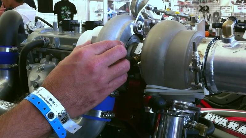Riva Racing 400hp Turbo Kit for the Yamaha 1.8L Engine