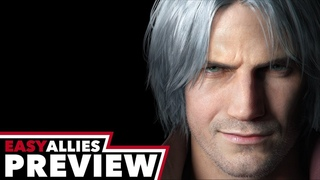 Devil May Cry 5 - Easy Allies Preview
