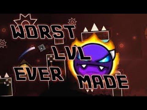 🔥Weekly Demon Worst lvl ever made By DanZmeN🔥 Geometry Dash 2.1