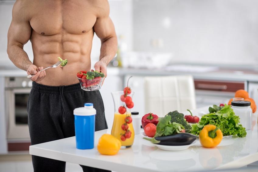 Похудение мужчин спорт