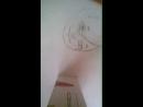 рисую стикер с Ачи и хз
