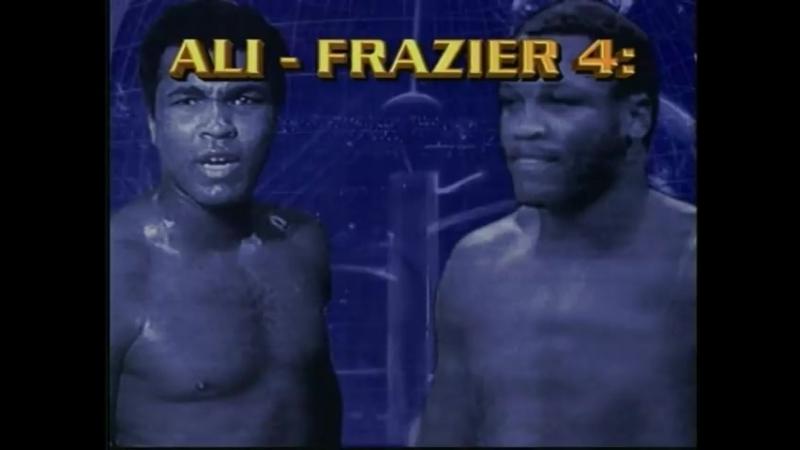 Видео боя Laila Ali vs Jacqui Frazier-Lyde