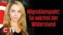 Migrationspakt So wächst der Widerstand Konfrontation vor der Krim Die Woche COMPACT