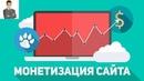 Как заработать на сайте Прибыльная монетизация сайта с Leo Cash подойдет всем!