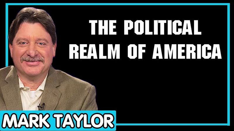 Mark Taylor Update 10222018 — THE POLITICAL REALM OF AMERICA