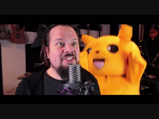 Pokemon Theme (metal cover by Leo Moracchioli feat. Truls Haugen)