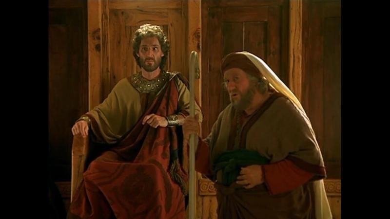 6. Царь Соломон. Мудрейший из мудрых. 1997. ( 3 Книга Царств Екклезиаст Притчи Соломона Песнь Песней )