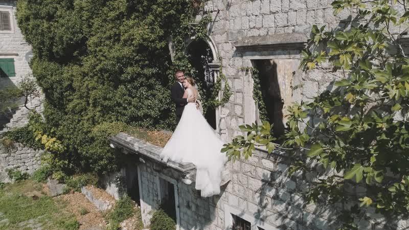 Тизер к венчанию Марии и Мирона, сентябрь 2018