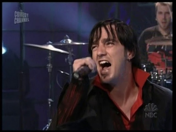 Three Days Grace Animal I Have Become live The Tonight Show with Jay Leno