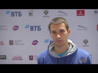 Евгений Донской: «Перед матчем была неуверенность небольшая... Я доволен, как я с ней справился!»