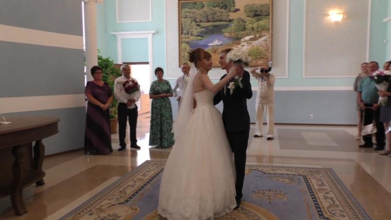 Свадебный клип Денис и Юлия