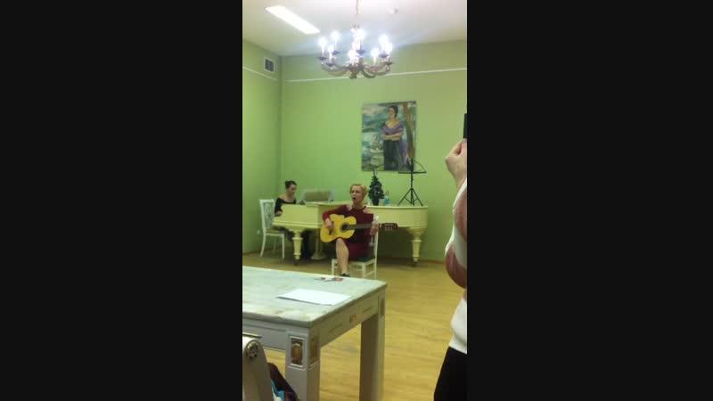 Лиза.В.ВысоцкийБеда,ОтчётныйКонцерт.Детский Оперный Театр СПб.
