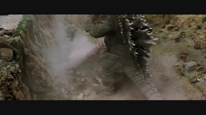 Годзилла, Мотра, Кинг Гидора- Монстры атакуют (2001) BDRip 1080p