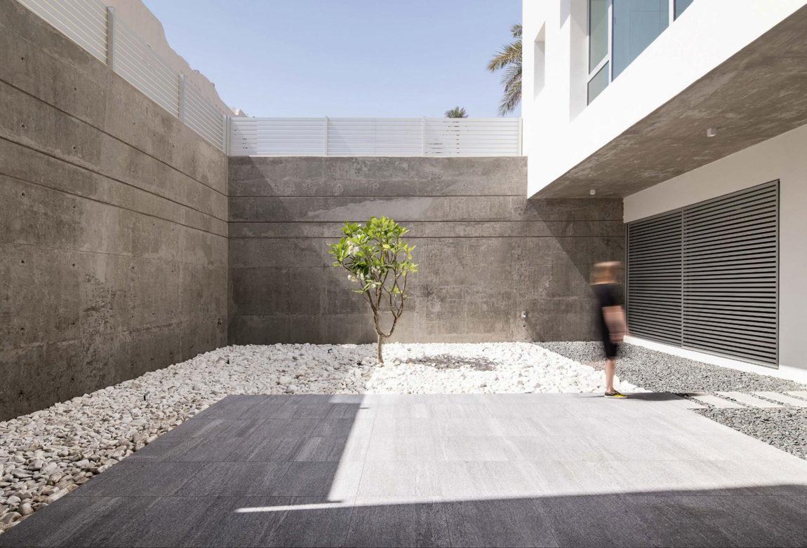 Частный дом в Кувейте