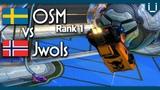 OSM (Rank 1 World) vs Jwols Rocket League 1v1
