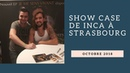 INCA en show case au Cultura de Strasbourg ( Geispolsheim )