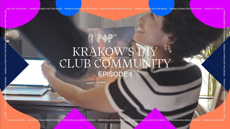 Krakow's DIY Club Community | Ep 1 of 2 | Boiler Room x Ballantine's True Music