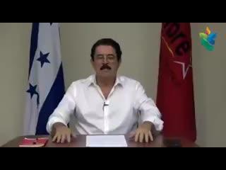 Expresidente manuel zelaya de honduras habla respecto a las acusaciones en co - null.mp4