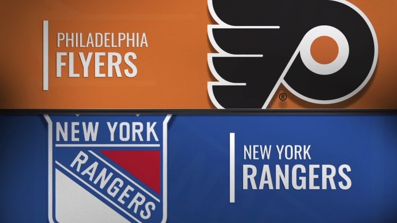 Philadelphia Flyers vs New York Rangers Game Recap | Preseason | (9/19/18)