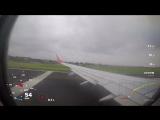 Speed of an Aeroplane