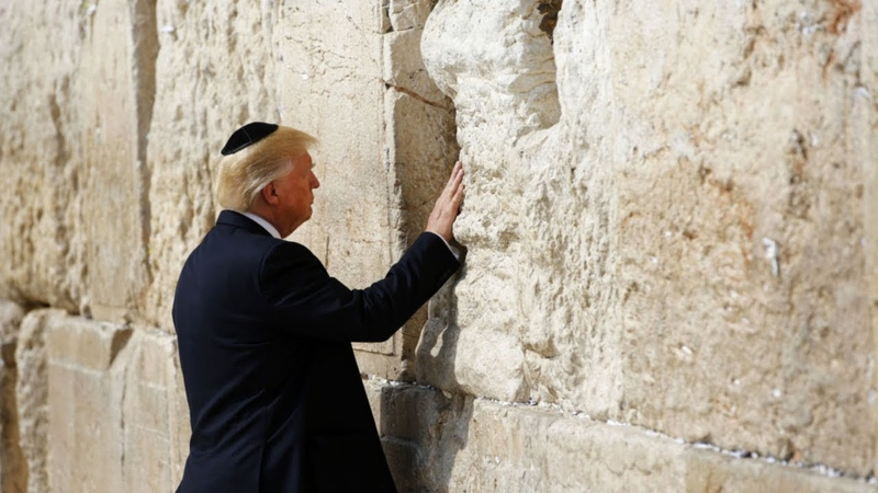 Donald Trump zeigt sein wahres Gesicht
