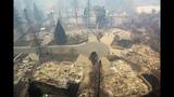 Лесные пожары в Калифорнии в 2018 году Потерянный РайParadise Lost