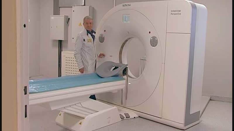 В ДГБ запущен новый аппарат магнитно-резонансной томографии