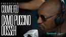 OXMO PUCCINO x DOSSEH - PUCC FICTION (Remix) - Live COUVRE FEU REEBOK OKLM TV