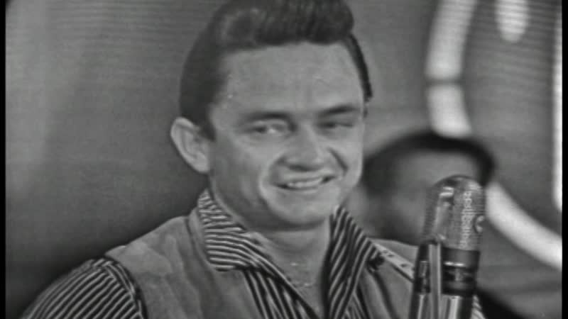 Johnny Cash - I Walk the Line (Live at Town Hall Party, 08.08.1959)