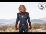 RUS | Капитан Марвел - тизер-трейлер #1