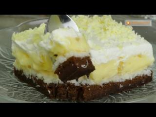Только попробовав это пирожное, можно понять почему оно такое популярное! - Appetitno.TV