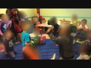 Бойцовский клуб в детсаду