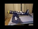 Aéromodélisme Construction d'un avion Vought CORSAIR F4U imprimé en 3D