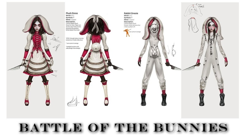 Insane in the Asylum - Battle of the Bunnies