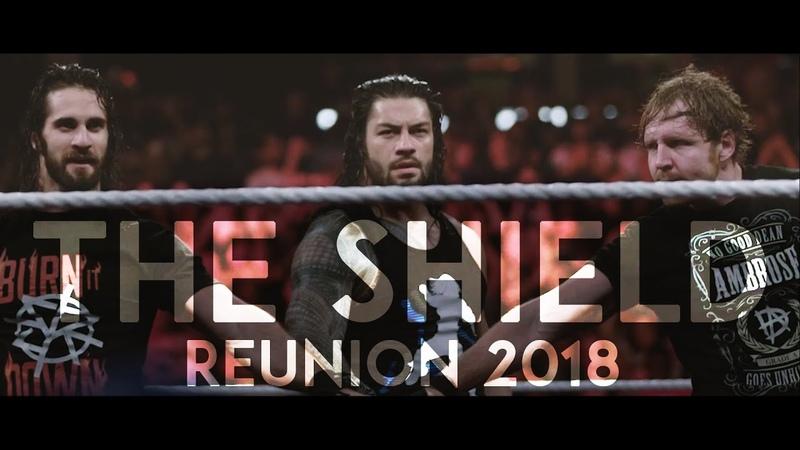 The Shield Reunion - 2018