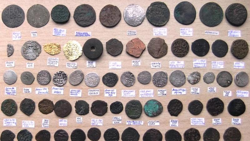 Монеты удельных княжеств Древней Руси (рассказывает Ирина Федоркова)